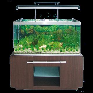 Obrázek pro kategorii Hagen skleněná akvária