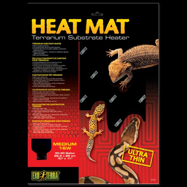 Deska topná EXO TERRA Heat Wave strední 16W