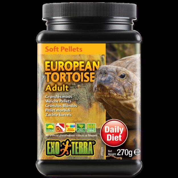 Krmivo EXO TERRA pro dospelé želvy evropské 270g