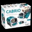 Prepravka CATIT Design Cabrio tyrkysová