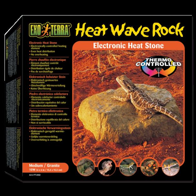 Kámen topný EXO TERRA Heat Wave Rock strední 10W