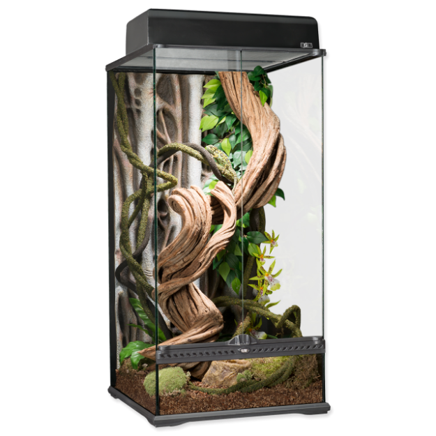 Terárium Exo Terra X-Tall 45 x 45 x 90 cm