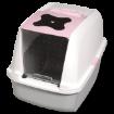 Toaleta CATIT Design ružová 56 cm