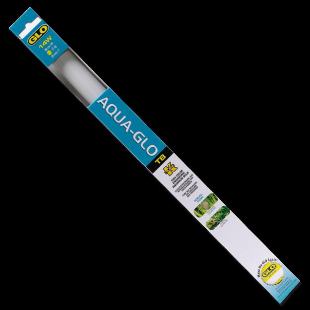 Zárivka Aqua GLO fialová T8 - 37 cm 14W