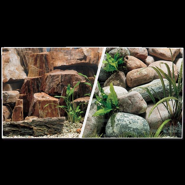Pozadí MARINA tapeta oboustranné kameny 760 x 45 cm 7,6m