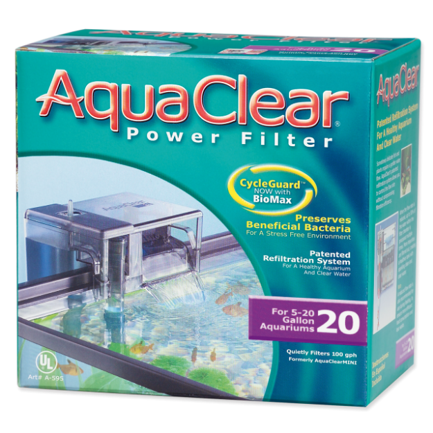 Filtr AQUA CLEAR 20 vnejší