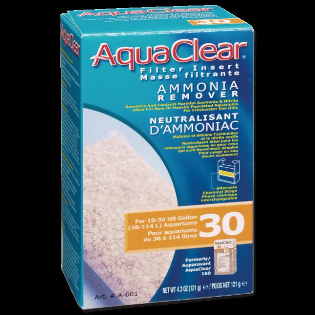 Nápln odstranovac dusíkatých látek AQUA CLEAR 30 (AC 150) 121g