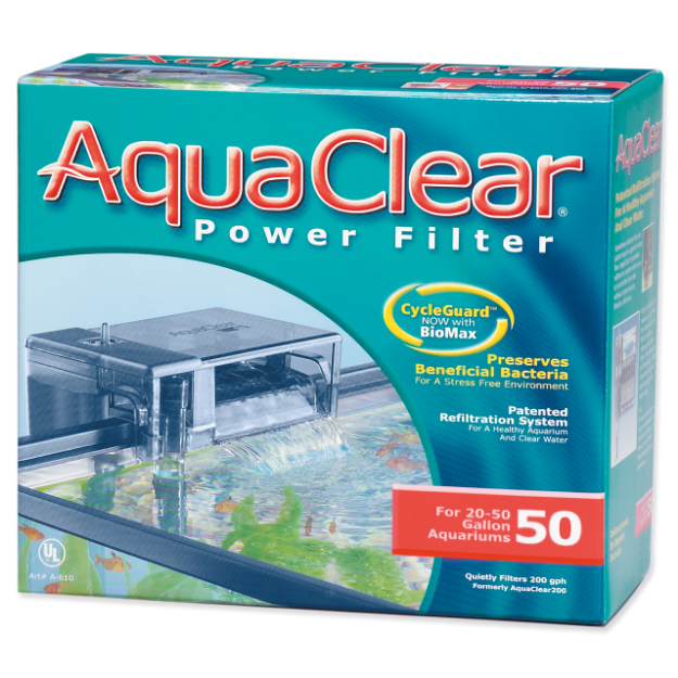 Filtr AQUA CLEAR 50 vnejší