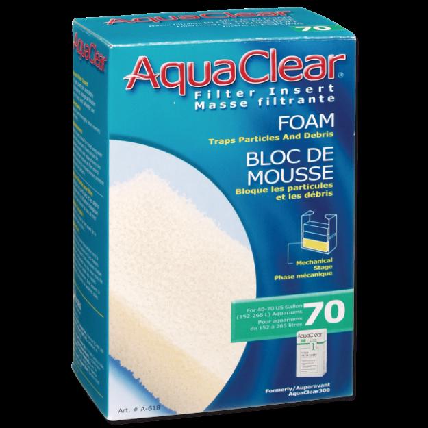 Nápln molitan AQUA CLEAR 70 (AC 300)
