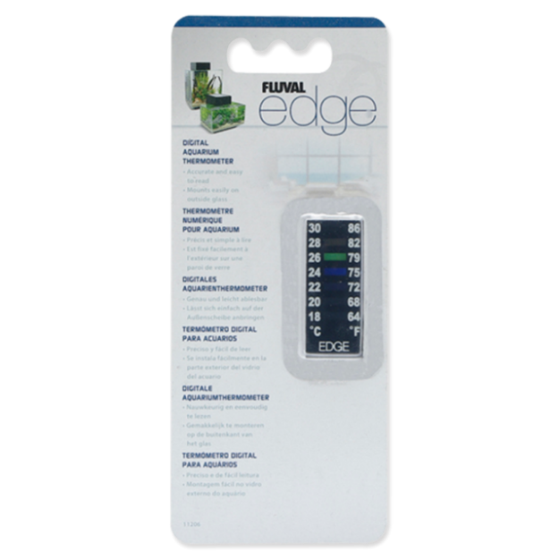 Teplomer FLUVAL Edge digitální