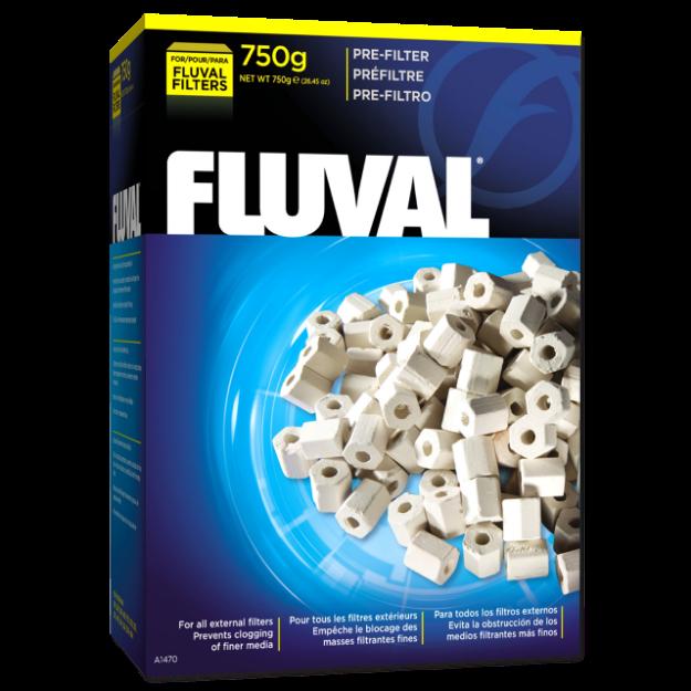Nápln keramika FLUVAL 750g