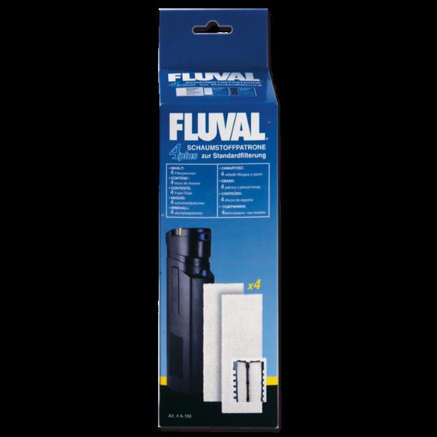 Nápln molitan FLUVAL 4 Plus 4ks