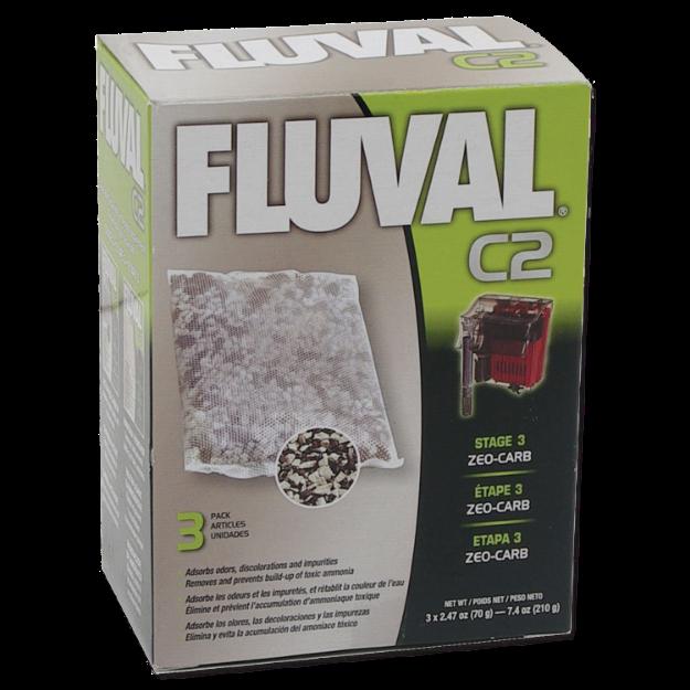 Obrázek Náplň sáčky Zeo-Carb FLUVAL C2 3ks