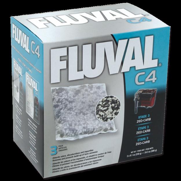 Obrázek Náplň sáčky Zeo-Carb FLUVAL C4 3ks