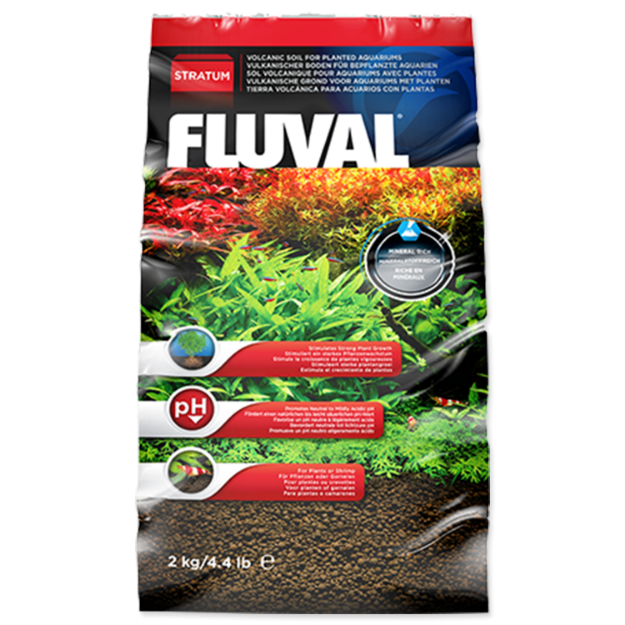 Obrázek FLUVAL Plant and Shrimp Stratum 2kg