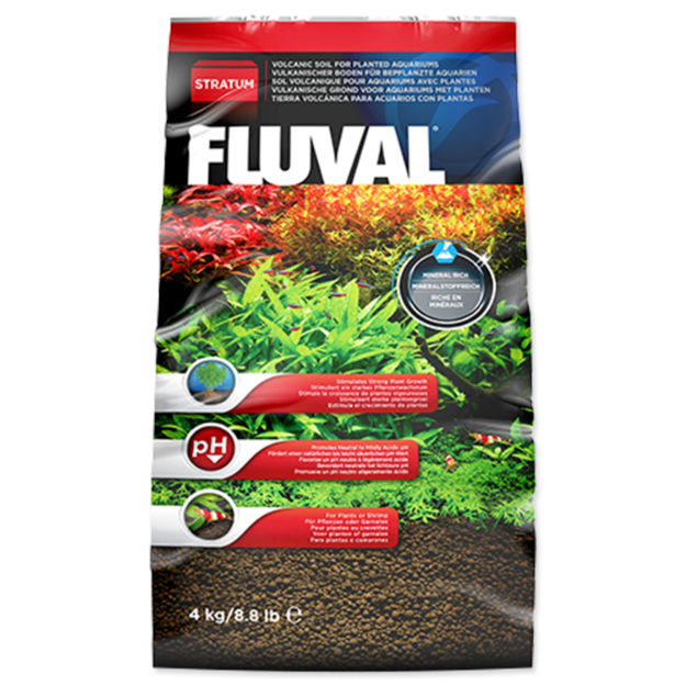 Obrázek FLUVAL Plant and Shrimp Stratum 4kg