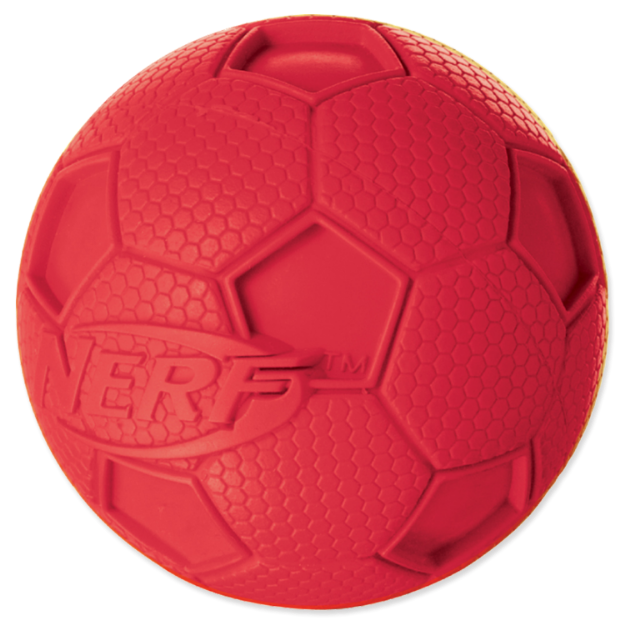 Obrázek Hračka NERF gumový míček pískací 6 cm