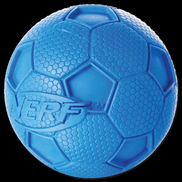 Obrázek Hračka NERF gumový míček pískací 8 cm