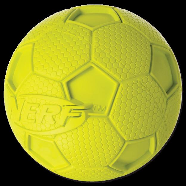 Obrázek Hračka NERF gumový míček pískací 10 cm